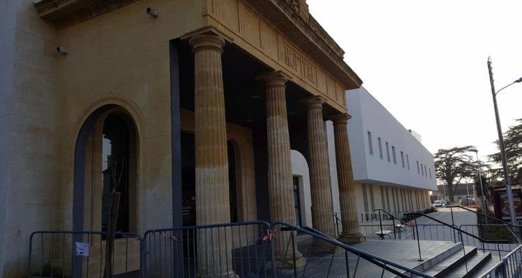Hôpital de Bergerac